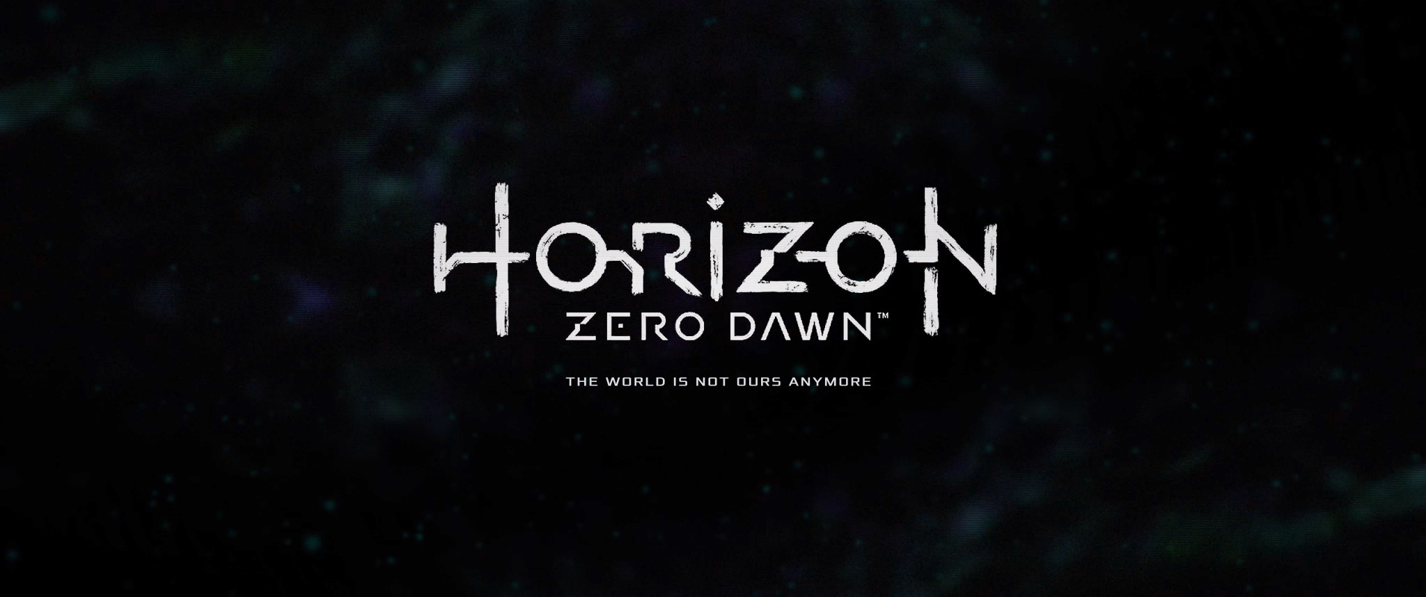 New Horizon Zero Dawn